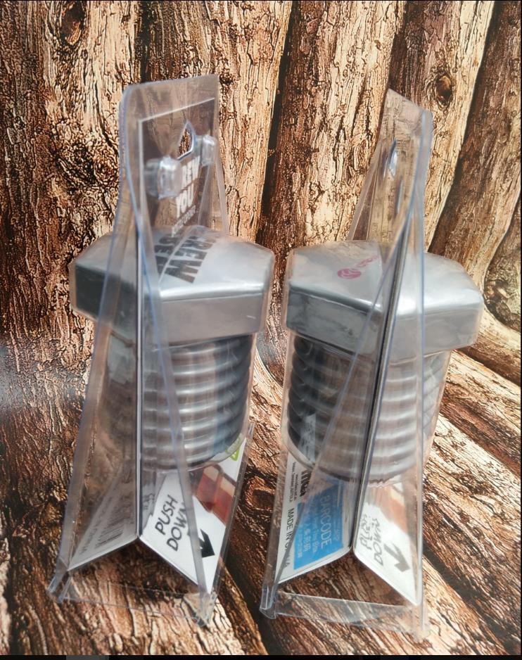 screw bolt design push down bottle opener 7