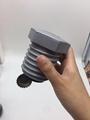 Screw hext nut design automatic push down bottle opener 1612008