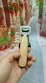 Wood Handle Beer Bottle Opener 1613816