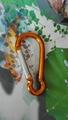 Factory 4cm 5cm 6cm 7cm 8cm bar carabiner colorful full paint keychain