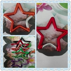 Large star design keychain 1607272