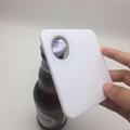 Large rectangular plastic coaster bottle opener 1613953