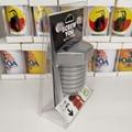 Screw hext nut design automatic push down bottle opener 1612008 2