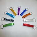 flip top aluminum alloy bottle and can opener