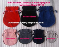 Jewelry & gift bag