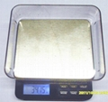 Electronic pocket scale/jewellery scale