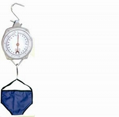 infant hanging weighing scale