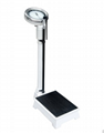 medical scale,mechanical weighing&height
