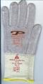 Industrial WORK glove tag-less label heat transfer sticker 1