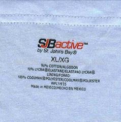 Garment apparel clothing tagless heat transfer label sticker