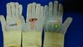 Industrial WORK glove tag-less label heat transfer sticker 5