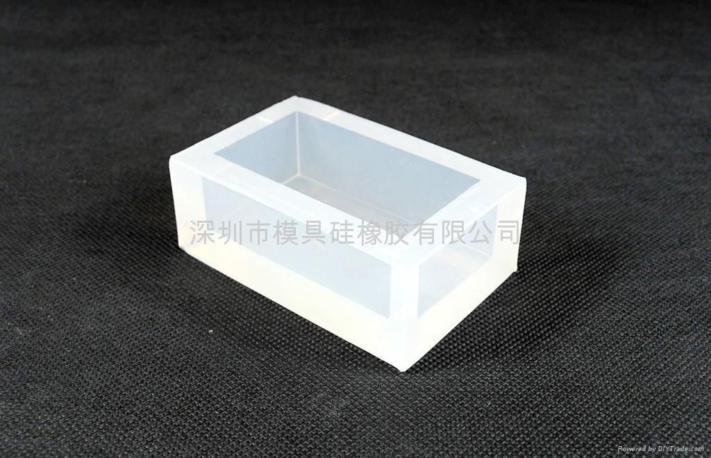 加成型透明模具膠 1