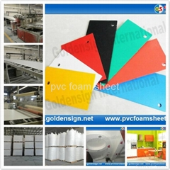 Goldensign PVC Foam Sheet