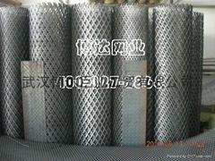 武汉菱形钢板网