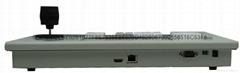 尼科h.265触控可视化解码控制键盘NK-NT1807KDEC