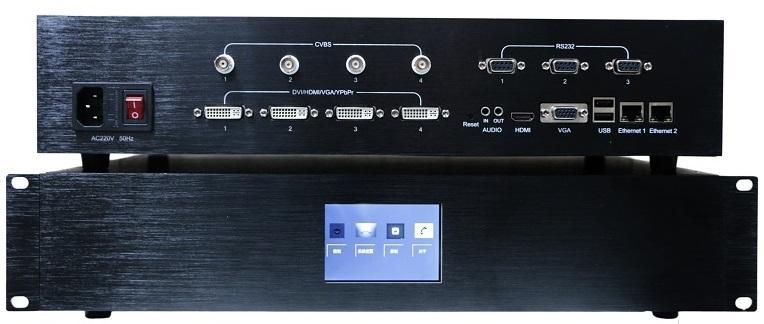 尼科NK-604ERH四路高清嵌入式教學錄播一體機 1
