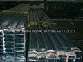 Flat oval steel tube (pre galvanized)