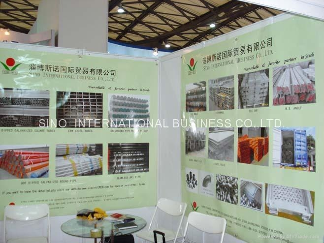 THE PRODUCTS TO SHOW IN THE TUBECHINA 2008