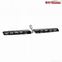 60PCS 1W LED Visor Emergency Strobe Lights -   100-L6(050302)