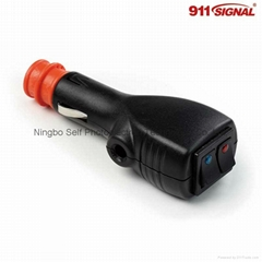 Cigarette Lighter Adapter - A13-163E(070201)