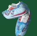 Anti-static shoe cover