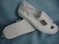 Anti-static cloth-shoes