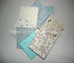 Anti-static PVC floor