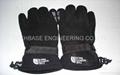cotton cashmere gloves