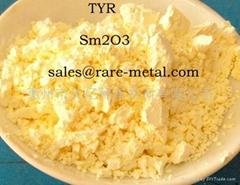 Samarium Oxide Sm2O3 powder CAS 12060-58-1