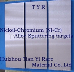 Nickel-Chromium alloy