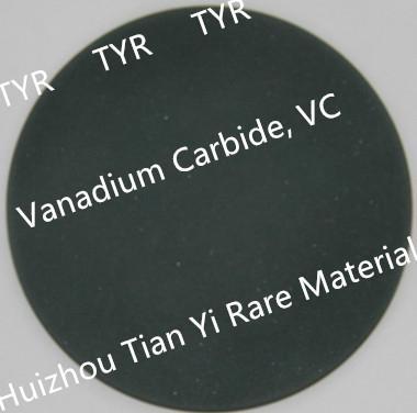 Vanadium carbide VC sputtering targets