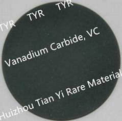 碳化钒VC溅射靶材,粉,蒸发镀膜材料