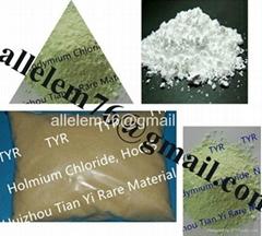 Terbium chloride TbCl3 powder