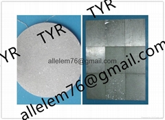Tellurium (Te) Compound semiconductor thin film solar cell sputtering target