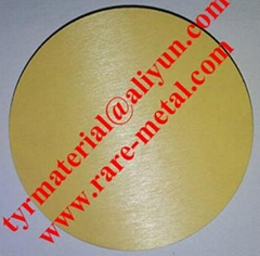 Indium oxide (In2O3) sputtering target use in thin film coating CAS 1312-43-2