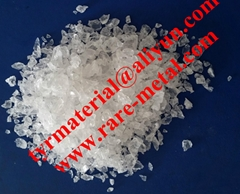 Lithium Fluoride (LiF) optical thin film coating material, CAS 7789-24-4