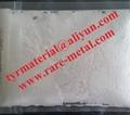 Tellurium Dioxide (TeO2) white powder,
