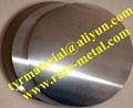 Chromium (Cr) metal sputtering targets