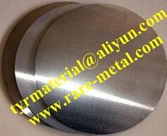 金属铬Cr溅射靶材, 蒸发材料