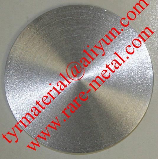 用於實驗室 金屬錫靶材 1