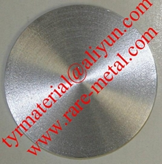 Tin (Sn) metal sputtering target, purity: 99.99%, 99.999%, CAS: 7440-31-5
