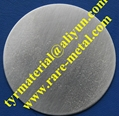 Iridium (Ir) metal sputtering targets, Purity: 99.95%, CAS: 7439-88-5
