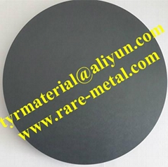 Titanium oxide (TiO2) sputtering targets, purity: 99.99%, CAS: 13463-67-7
