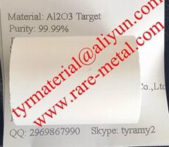 晶体,陶瓷氧化铝溅射靶材,蒸发镀膜材料