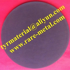 Silicon monoxide (SiO) target use in thin film coating CAS 10097-28-6
