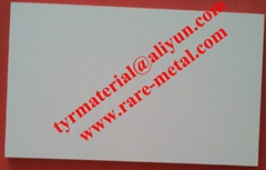 Barium Strontium Titanate (BaSrTiO3) sputtering targets use in thin film coating