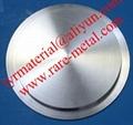 Zirconium Zr sputteirng target usd in Decorate thin film coating CAS 7440-67-7