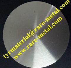 Platinum Pt sputtering targets CAS 7440-06-4