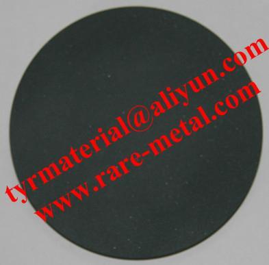 Hafnium carbide (HfC) sputtering targets