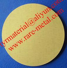 Zirconium Nitride ZrN sputtering targets